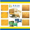 maize grits and maize flour milling machine