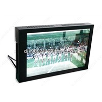 19inch Mirror Screen Advertising Display