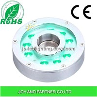 27W Tricolor LED Fountain Light,IP68