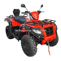 500CC ATV/UTV/Buggy/Go Kart/Quad Bike Water Cooled  4 Stroke Automatic Two Seats