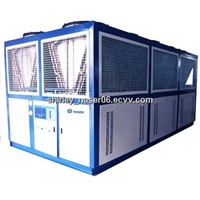 Air Cooling Screw Type Water Chiller/industrial Screw Air-Cooled Chiller