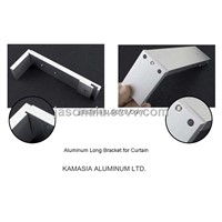 Aluminum Bracket for Curtain