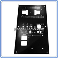 Aluminum Fabricated Profiles for Audio Panel and Cover