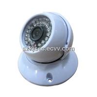 Competitive Price DC12V IR Dome CCTV Camera 1/4CMOS 1/4SHARP 1/3SONY CCD 420TVL/700TVL 3.6/6mm Lens