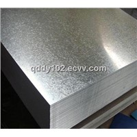 Dx51d Galvanized Steel Plate
