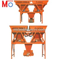 PLD Concrete batching machine,dosing machine