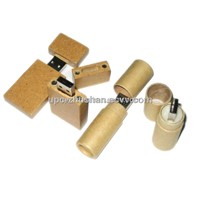 Promotional Gift Paper USB Flash Drive