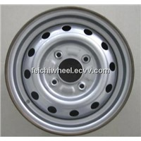 QQ,CHERY ,STEEL WHEEL,CAR WHEEL