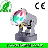 RGB Landscape Lighting, RGB LED Garden Light, Outdoor RGB LED Light(JP-83033)
