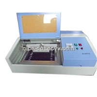Rubber Stamp Maker Seal Laser Engraving Machine (NC-S40)