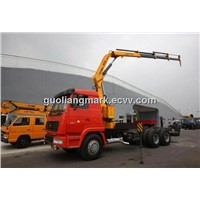 SELL/BUY CHINA MACHINE TELESCOPING BOOM CRANE 5TON Uganda/Ethiopia/Chad/Sudan