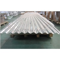 SGCC Aluminum Corrugated Steel Sheet