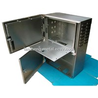 SS316 power electric control cabinet for cmputer system