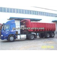 Sell/BUY SIDE DUMPER TRUCK TRAILER Uganda/Ethiopia/Kenya