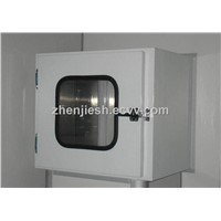 Transfer Window/Pass Box with air shower for cleanroom
