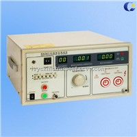 10KV AC/DC Voltage Tester with 50mA Leakage current and 1500VA Transformer Capacity