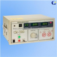 10KV Hipot Tester with 20mA leakage current and 500VA transformer capacity