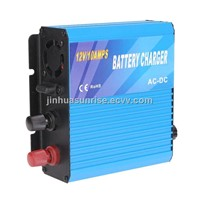 12V 10A AC to DC Battery Charger