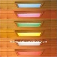 12 colors chromo led sauna light