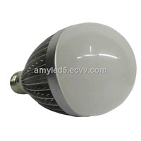 12w Fin type radiator LED bulb light