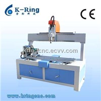 1300 Rotary CNC Router Machine for cylinder engraving