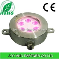 18W RGB Fountain Light,Tricolor LED Underwater Light, RGB Pool Lights (JP-94266)