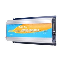 2000W Grid Tie Power Inverter for Solar Panel