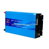 2000W Pure Sine Wave Power Inverter with Charger and Auto Transfer Switch