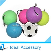 2014 Brazil World Cup Gift Colorful 2200mAh Ball Power Bank Charger for emergency