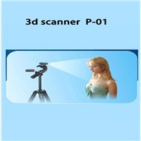 2014 Easy operation 3D body scanner with good quality