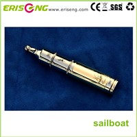 2014 New invention sailboat high quality e cigarette