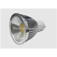 2014 new  5W/6W/7W CE ROHS aluminium 500lm 5w led light bulbs wholesale gu10 led dimmable spotlight