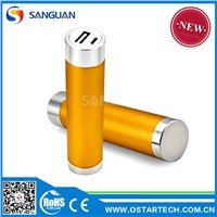 2200 mah USB Best Portable Battery Charger For Cell Phone