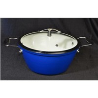 24CM Enameled Cast Iron Dutch Oven