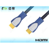 24K Gold-plated Connector HDMI CABLE