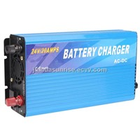 24V 20A AC to DC Battery Charger