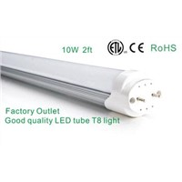 24V T8 LED Tube Lights 18W 1200mm used in solar panels and bus lighting