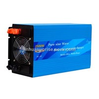 2500W Pure Sine Wave Power Inverter with Charger and Auto Transfer Switch