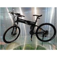 "26"" lithium folding electric bike"