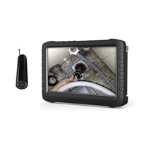 2.4GHz Wireless Inspection Camera with 5-Inch HD Mini DVR, Pipe Inspection Camera, Sewer Pipe Camera
