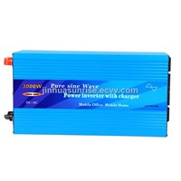 3000W Pure Sine Wave Power Inverter with Charger and Auto Transfer Switch