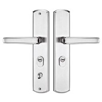 304 stainless steel security gate door lock(HZ-S685342H)