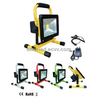 30W Portable Emergency LED Flood Light