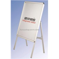 32mm Single sided poster A board