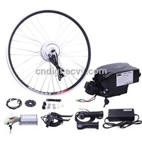 36V 250W electric bike conversion kit with 12AH frog battery