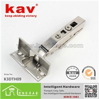 3D adjustable hydraulic hinge