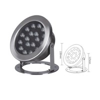 3W 9W 12W 18W LED Underwater Light