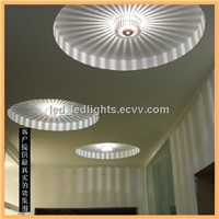 3W Led Sunflower aluminum wall lamp KTV LAMP sitting room porch lamp