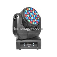 3W x 37PCS CREE RGB / RGBW LED Beam Moving Head(LB680)