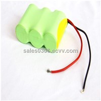 3.6V rechargeable 8000mAh nimh battery
